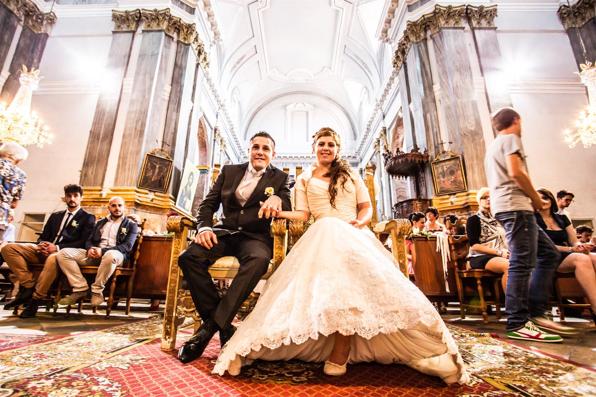 Cristian e Stefania