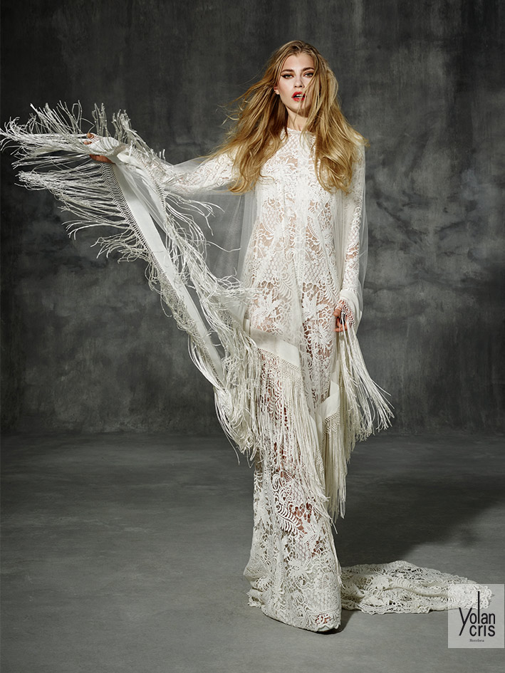 New Bridal Collection Preview. Bohemian wedding dresses 2016